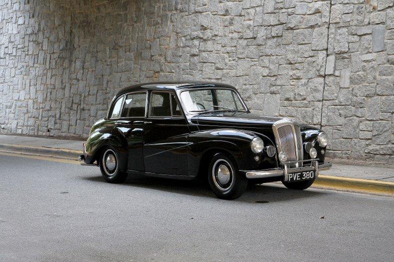 1956 Daimler Conquest