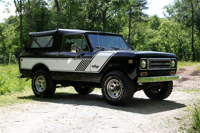 1977 international scout ii