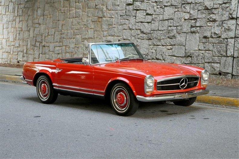 1964 Mercedes-Benz 230-Class