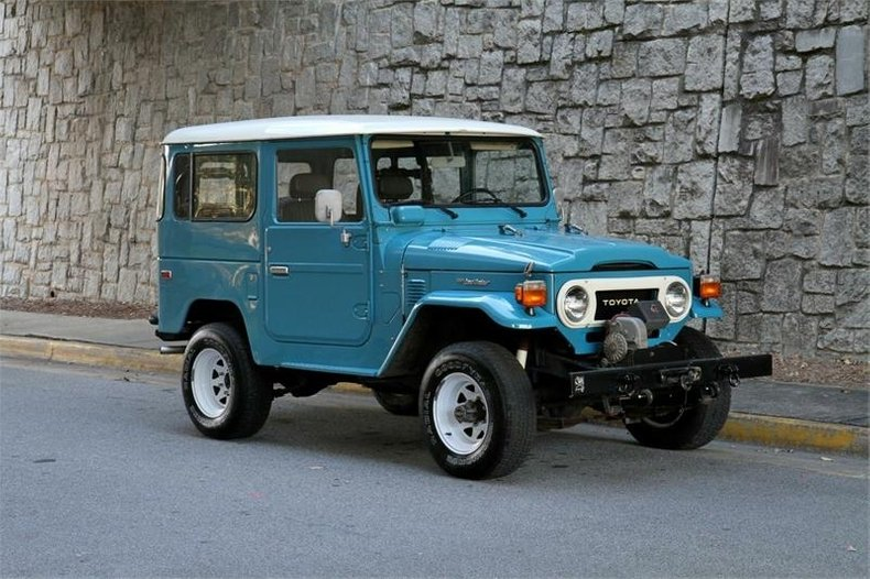 1978 Toyota Land Cruiser