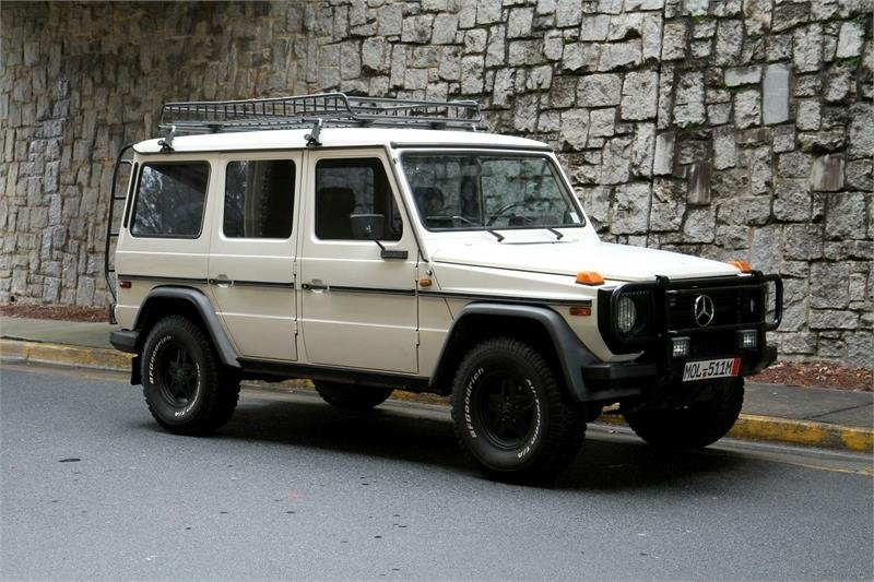 1984 mercedes benz 280 class
