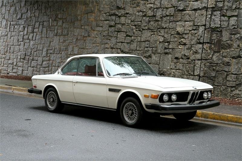 1974 bmw 3 0cs