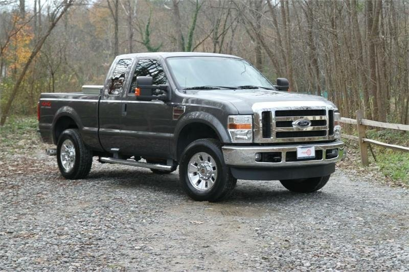 2008 ford f 250 sd fx4 supercab long bed