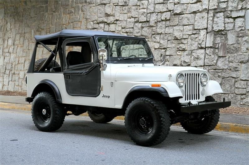 1984 amc cj7 renegade