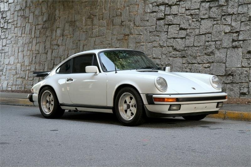 1984 porsche 911 carrera carrera