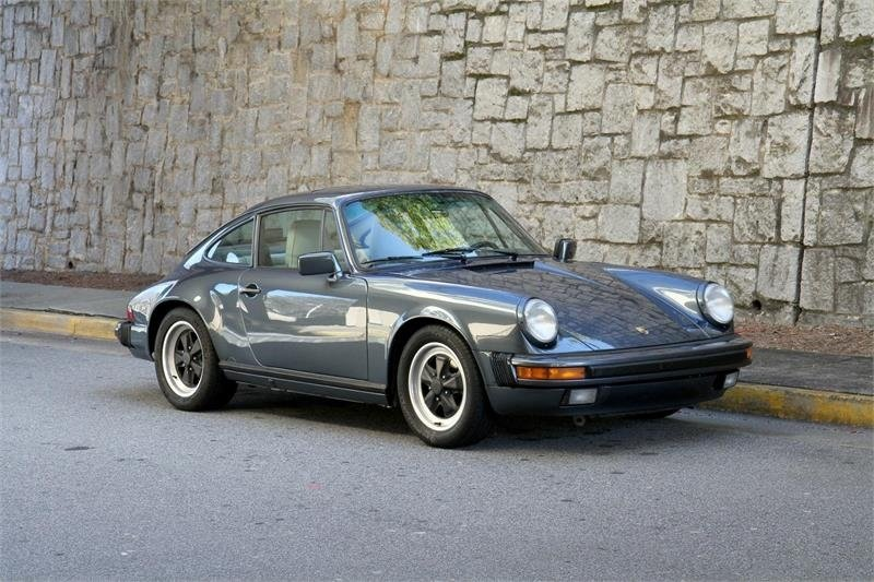 1987 porsche 911 carrera carrera