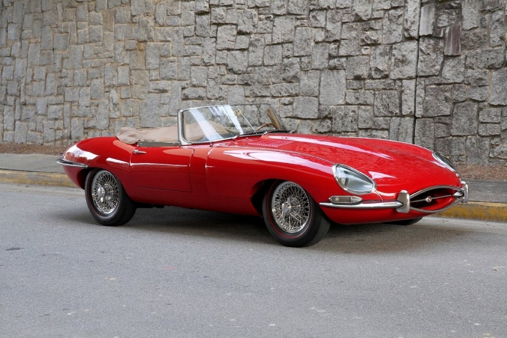 1962 jaguar e type xke