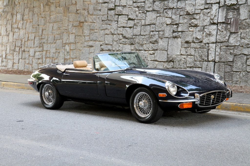 1973 jaguar e type ots