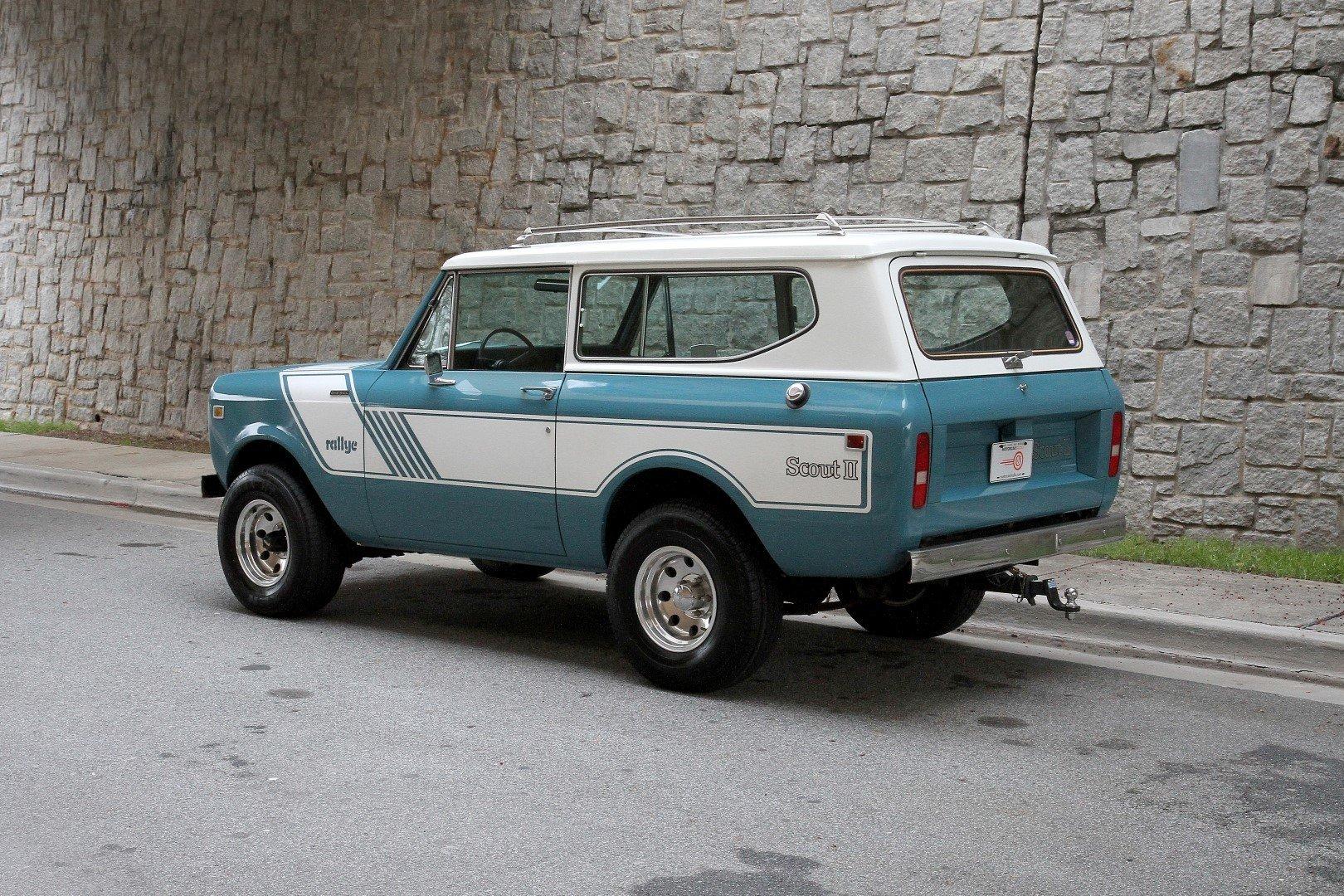 1980 International Scout II   Berlin Motors