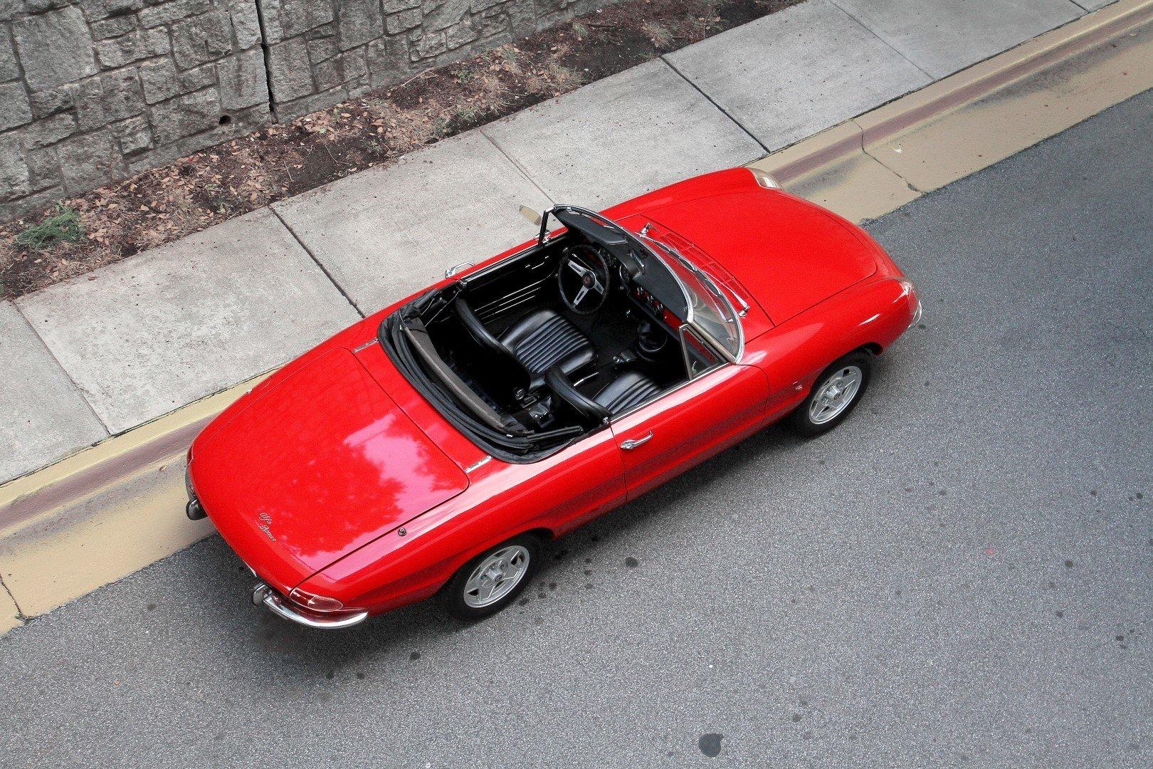 1967 Alfa Romeo Duetto Motorcar Studio