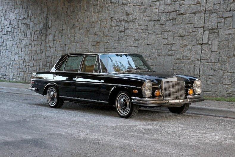 1970 Mercedes-Benz 280 SEL for sale #78506 | MCG