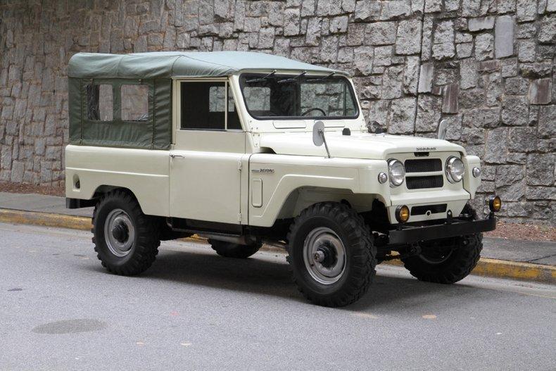 1977 Nissan Patrol