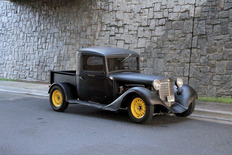 1936 International Model C Truck