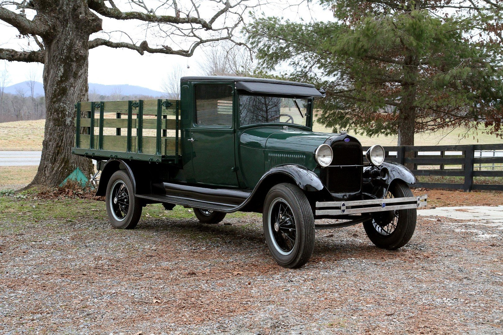 1928 ford model aa