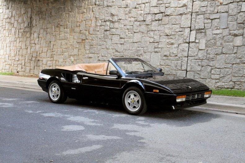 1987 Ferrari Mondial For Sale