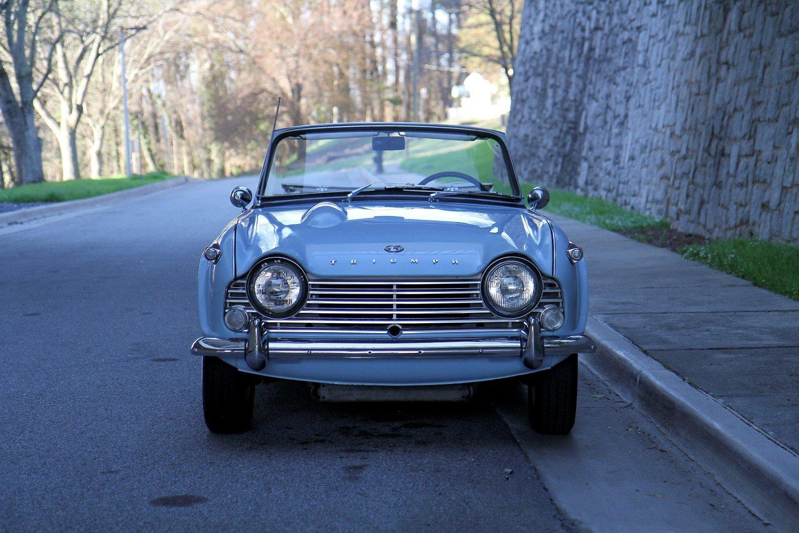 1968 Triumph TR4A for sale #82369 | MCG