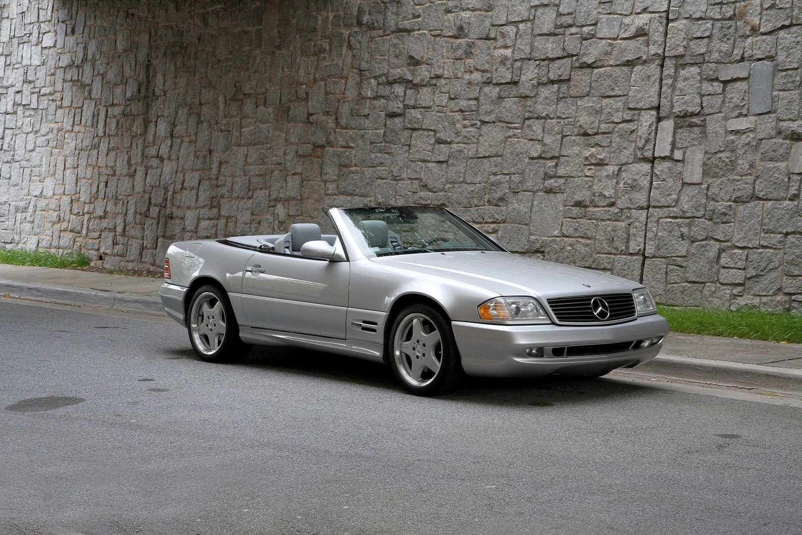 1999 mercedes benz sl500