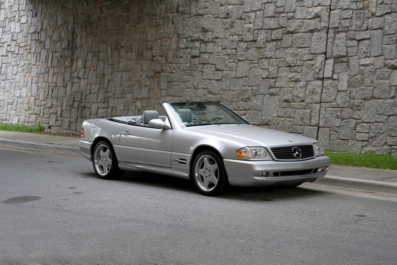1999 Mercedes-Benz SL500 For Sale