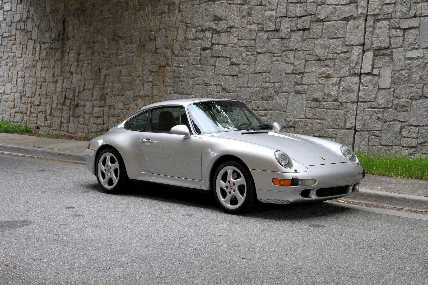 1997 porsche 911 993 c2s