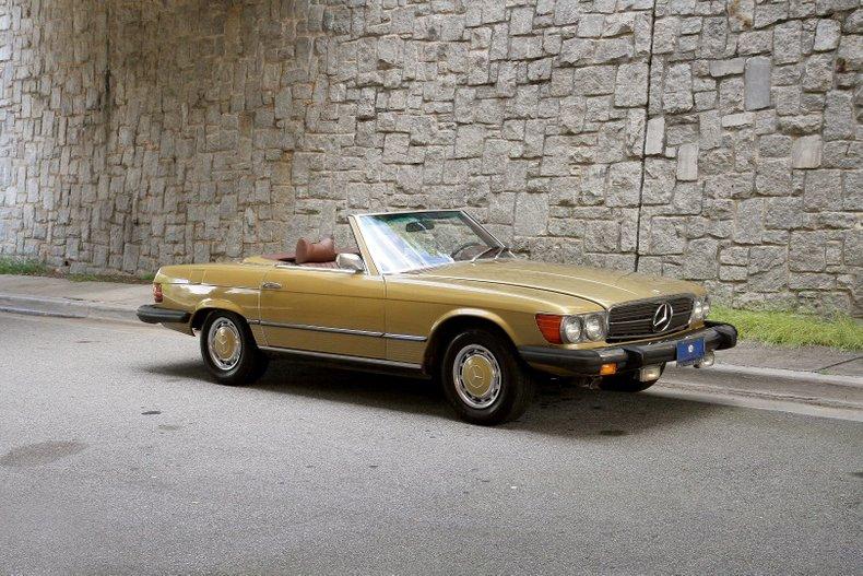 1975 Mercedes-Benz 450SL For Sale