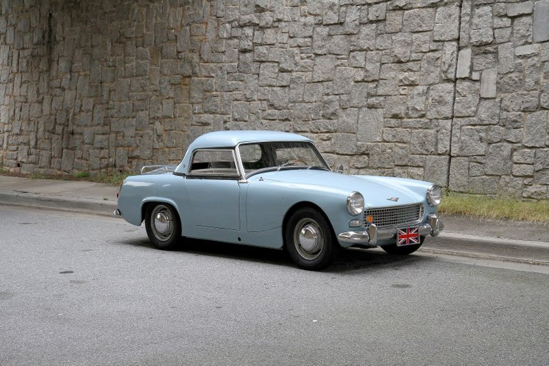 1963 Austin-Healey Sprite For Sale