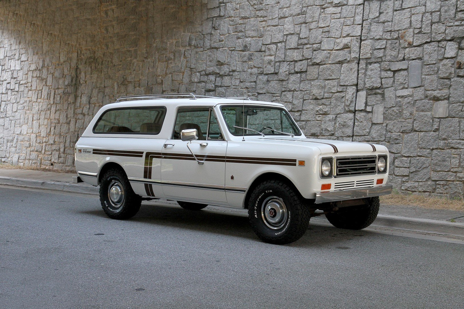1978 international scout ii traveler