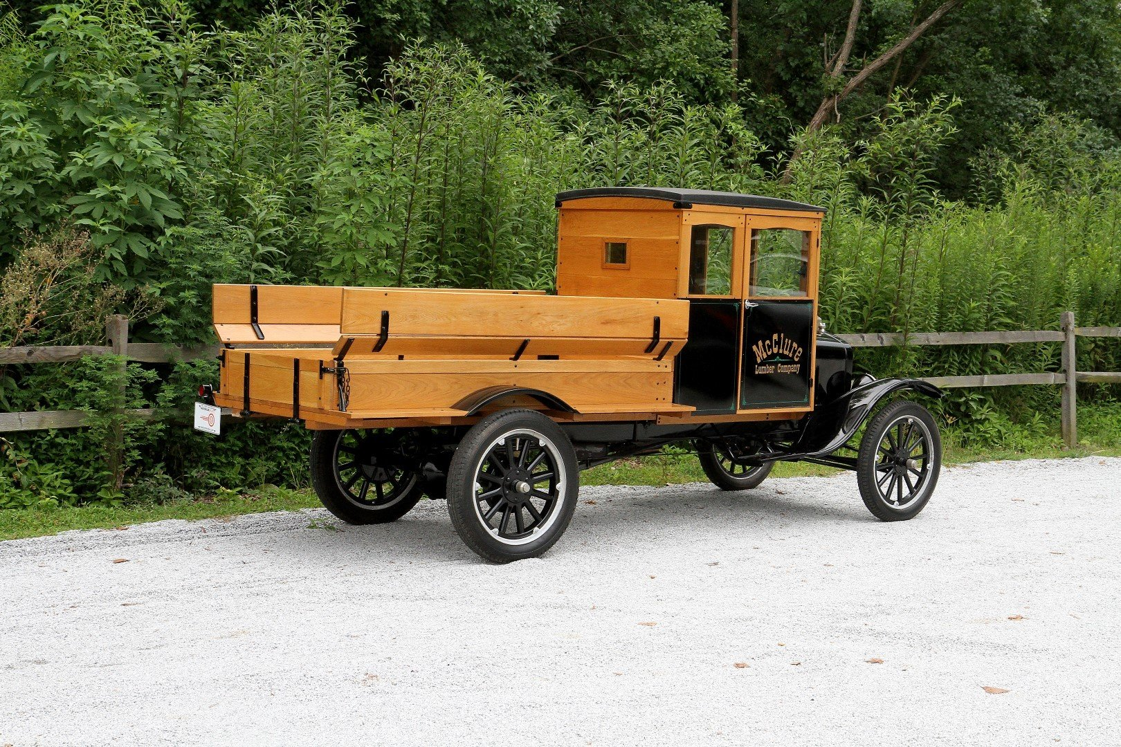 1920 Ford Model T Motorcar Studio