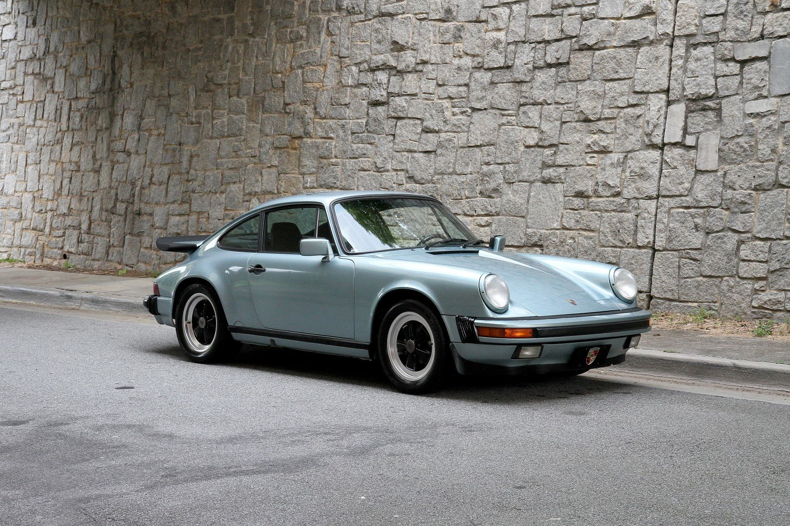 1987 porsche 911 carrera coupe