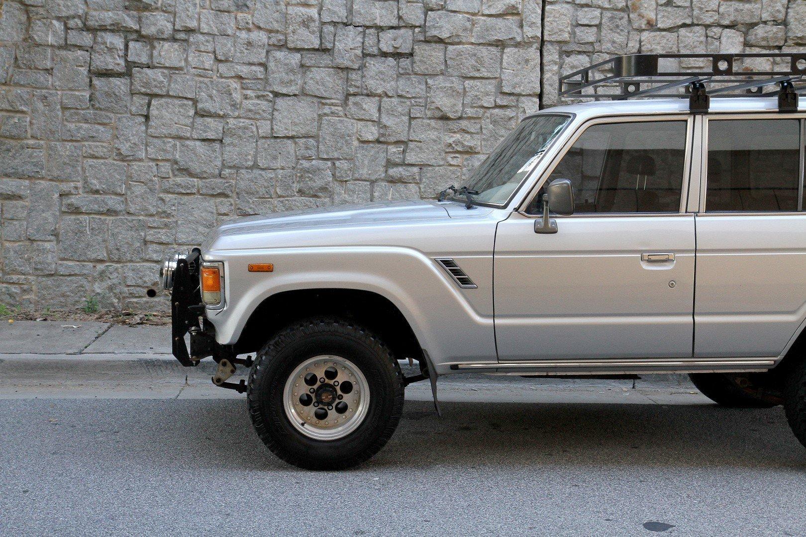 1986 Toyota Land Cruiser | Motorcar Studio