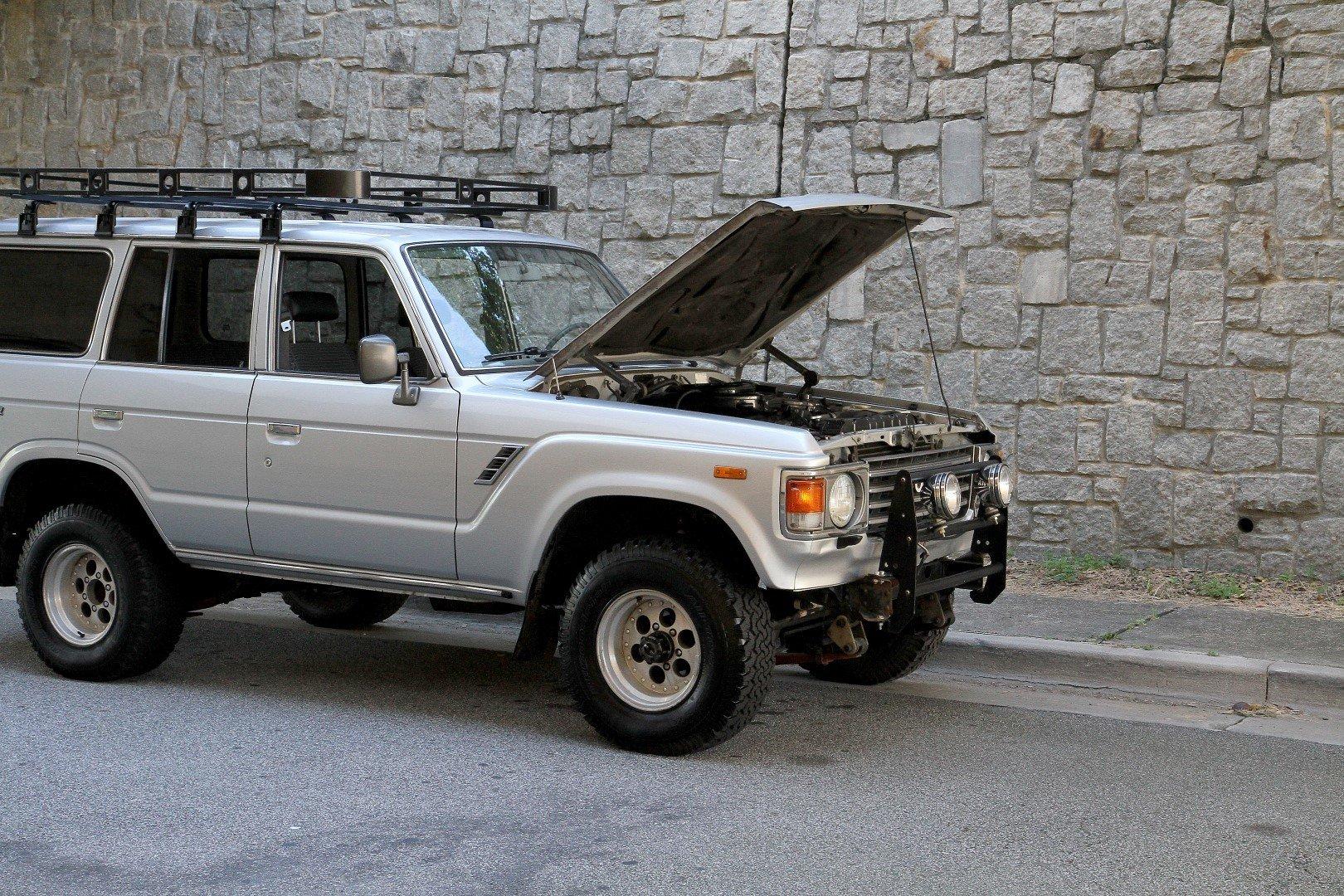 1986 Toyota Land Cruiser FJ60 for sale #100215 | MCG