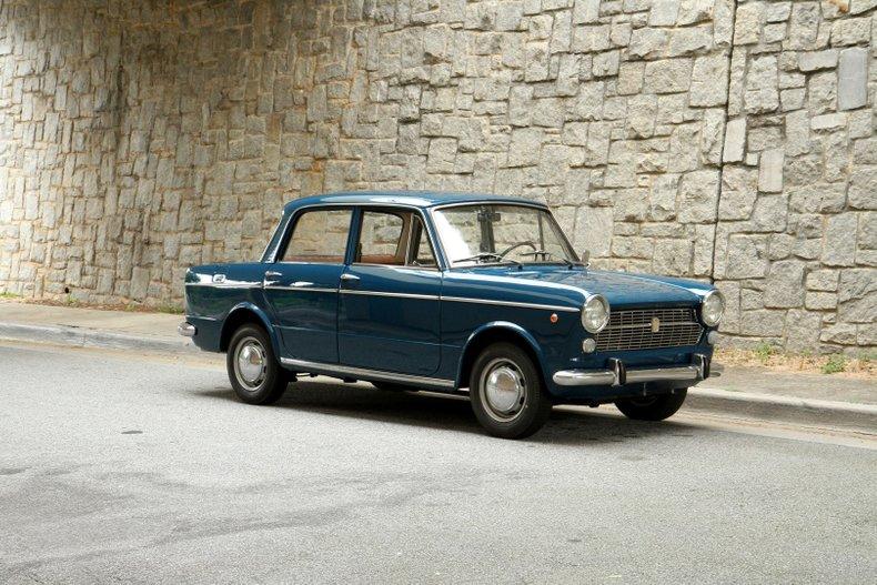 1968 Fiat 1100