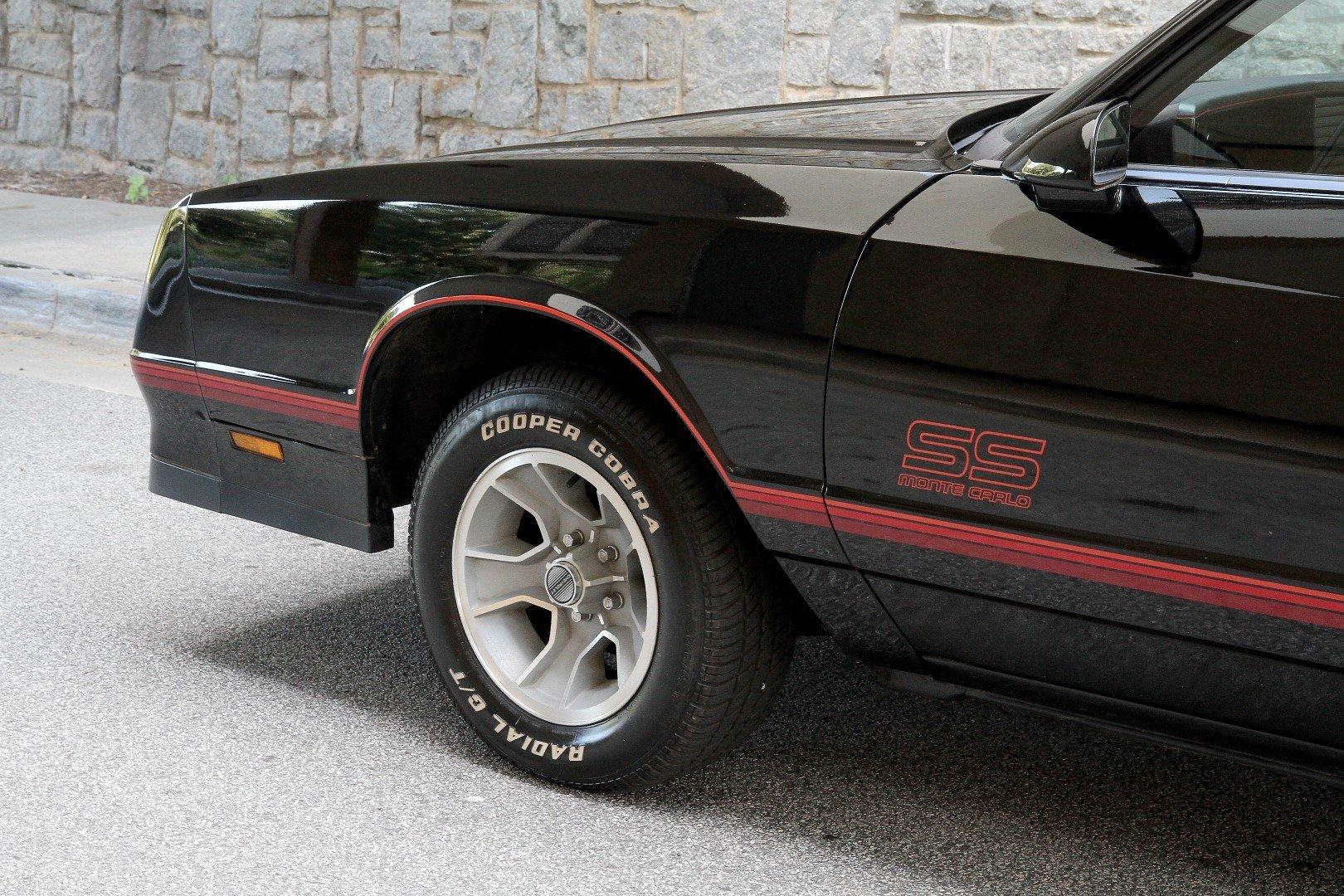 1987 Chevrolet Monte Carlo SS Aerocoupe for sale #101907 | MCG