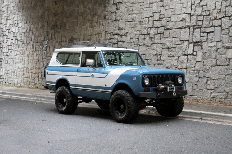 1977 International Scout II For Sale