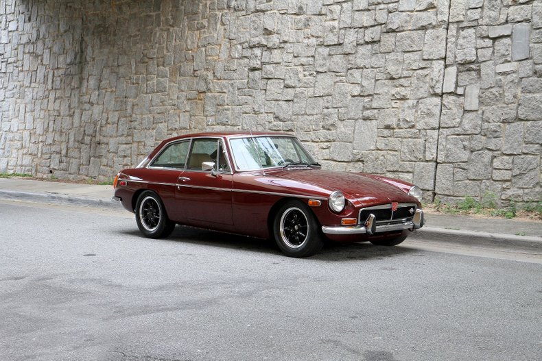 1974 MG MGB GT For Sale