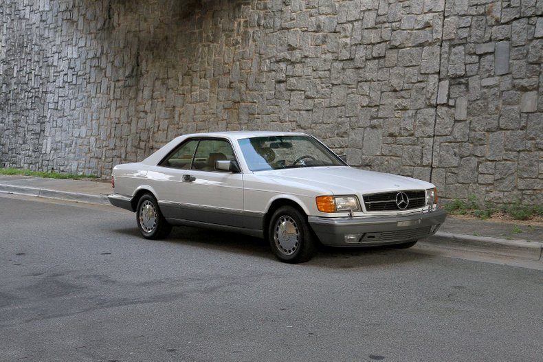 1986 Mercedes-Benz 560 SEC For Sale