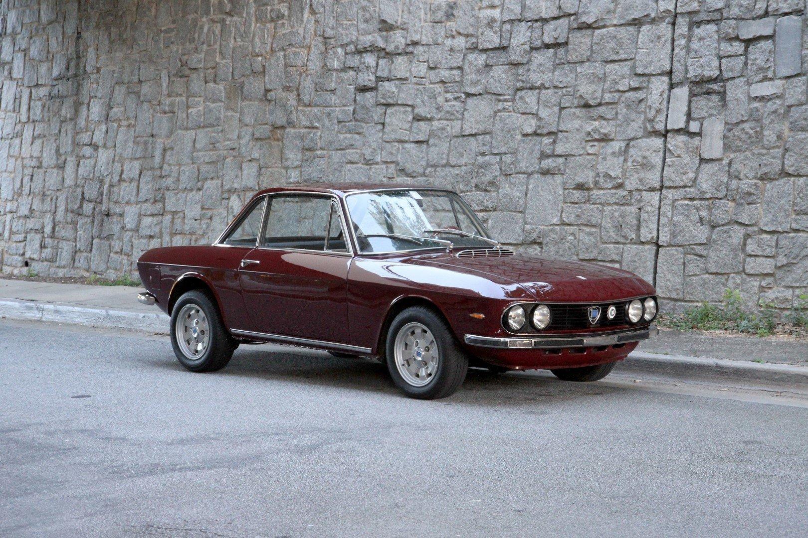 1971 lancia fulvia coupe