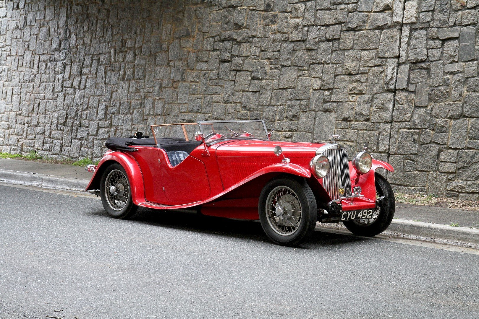 1936 ac 16 70 march tourer