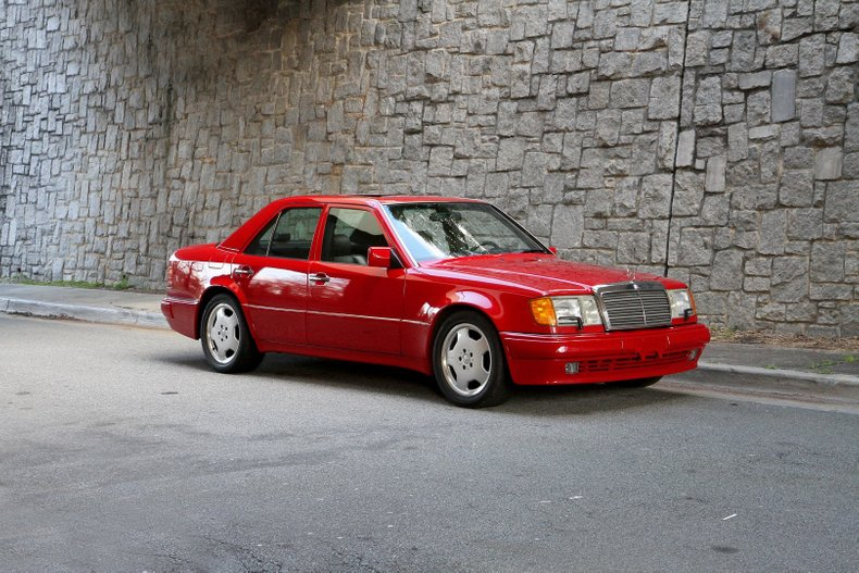 1993 Mercedes-Benz 500E For Sale