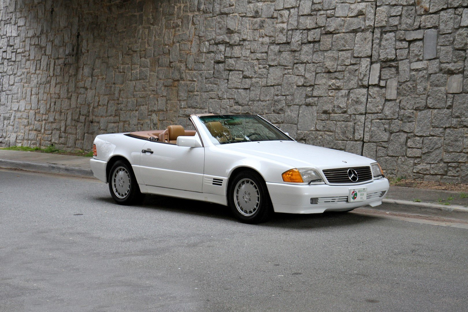 1991 mercedes benz 500 sl