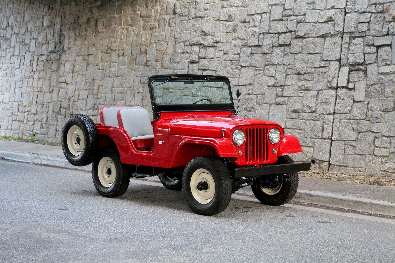 1959 willys jeep cj5