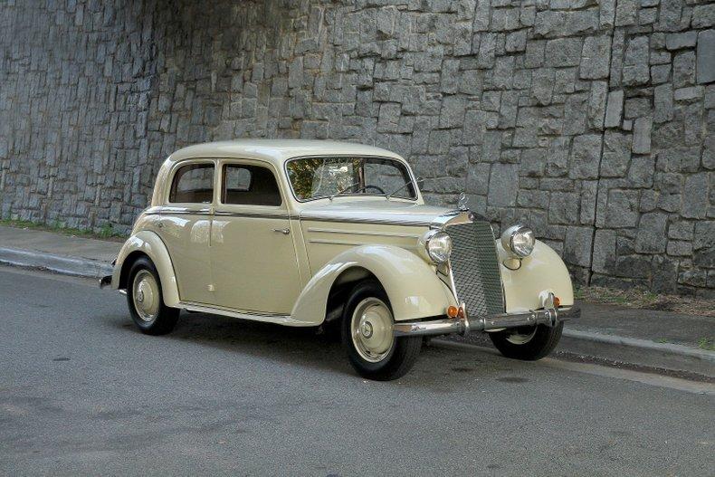 1949 Mercedes-Benz 170
