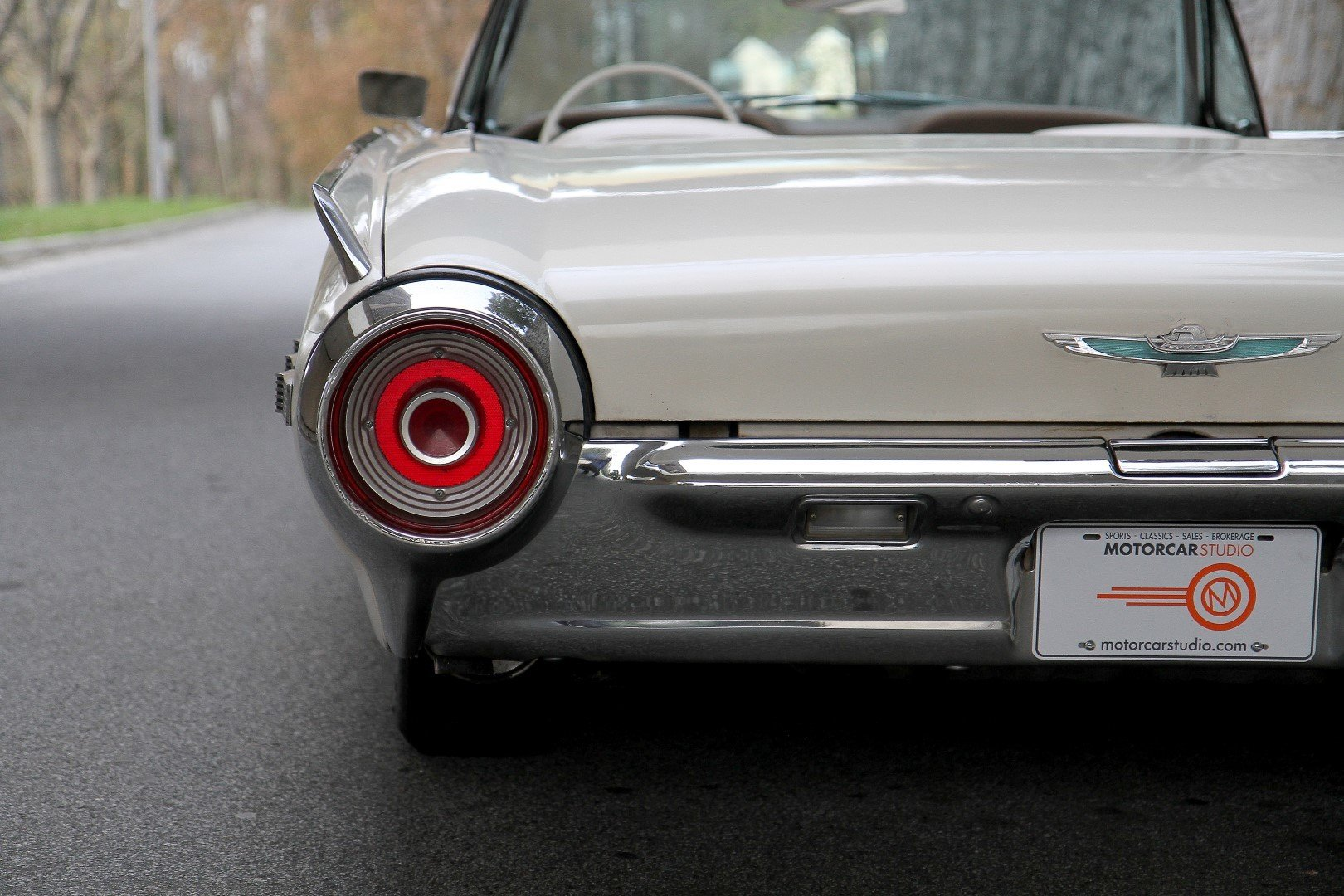 1962 Ford Thunderbird Convertible for sale #66693 | Motorious