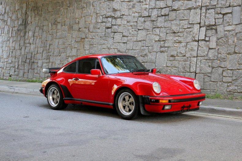 1986 Porsche 911 Turbo For Sale