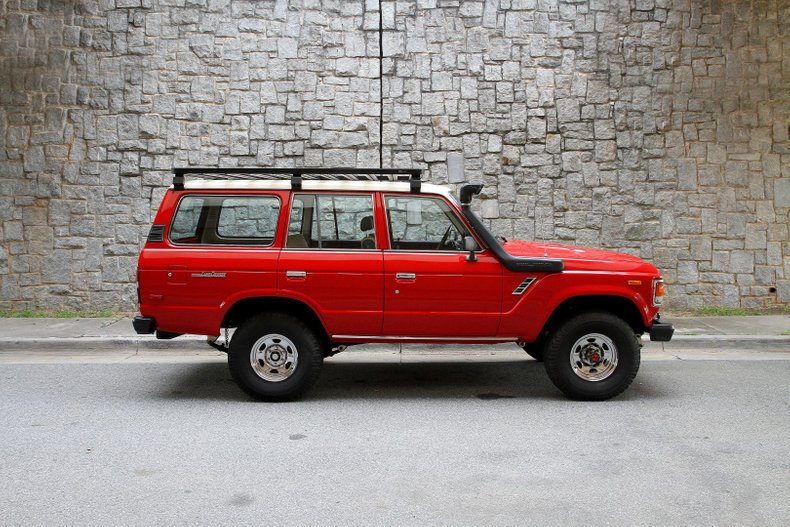 1982 Toyota Land Cruiser FJ60 for sale #111102 | Motorious