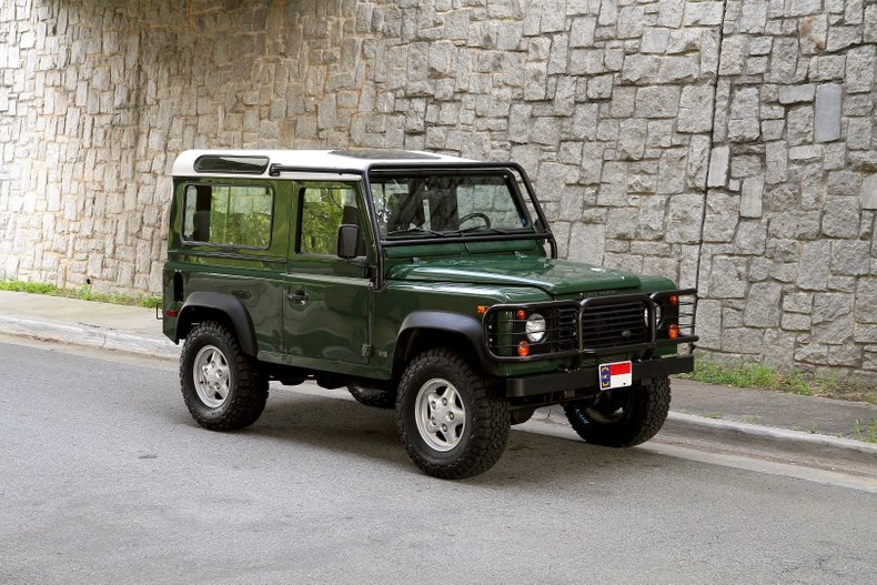 1997 Land Rover Defender 90 For Sale