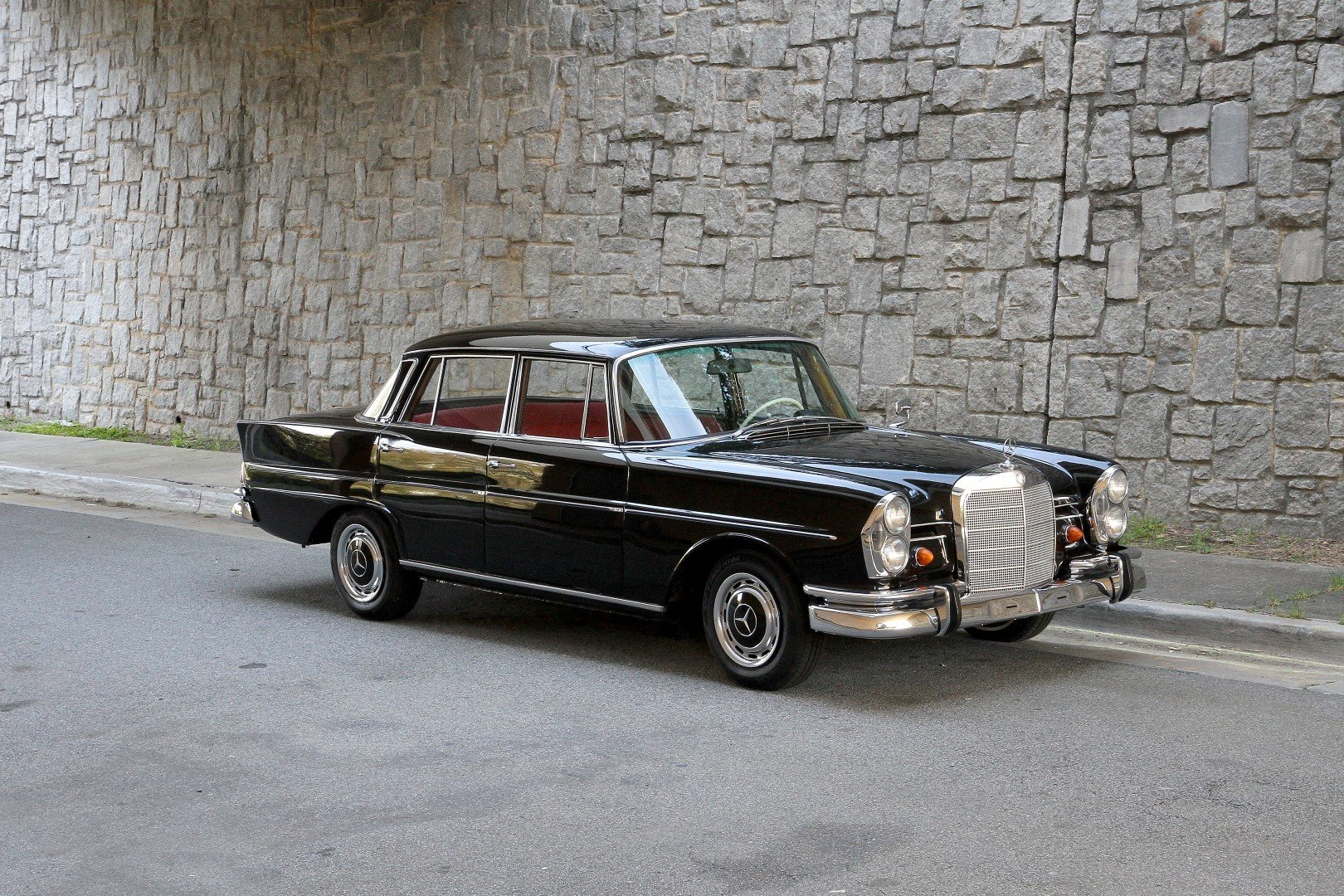 1963 mercedes benz 220 seb fintail