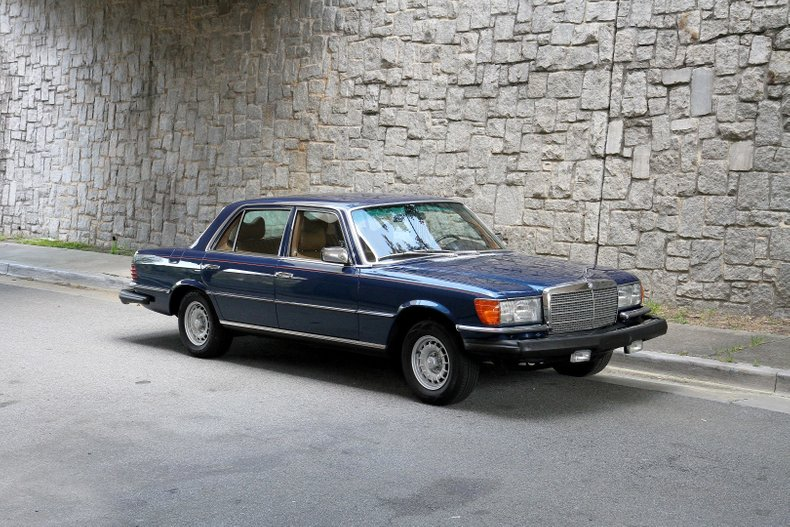 1979 Mercedes-Benz 450 SEL For Sale