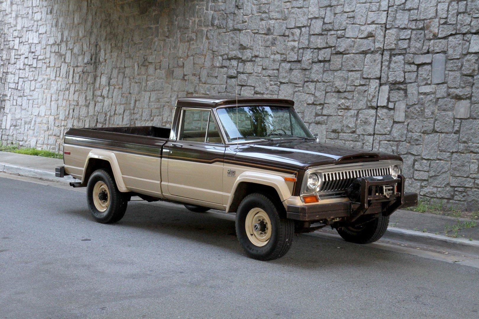 1978 jeep j20 4x4 pickup