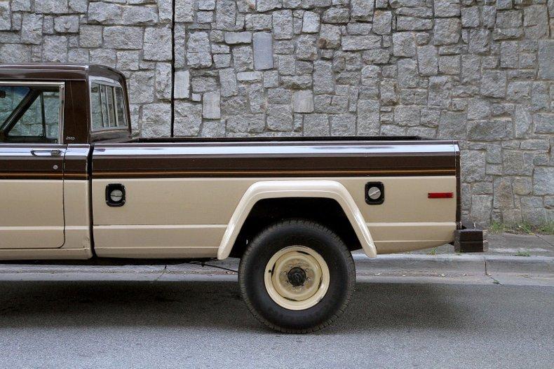1978 Jeep J20 4x4 Pickup for sale #120461 | MCG