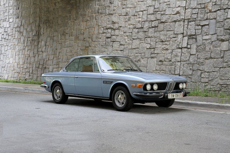 1973 BMW 3.0CS For Sale